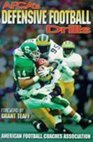 AFCA's Defensive Football Drills 0880114762 Book Cover