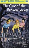 The clue of the broken locket 0448095114 Book Cover