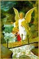 Guardian Angel Prayer Book 0882712497 Book Cover