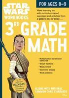Star Wars Workbook: 3rd Grade Math 0761189351 Book Cover