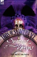Tros of Samothrace 3: Serpent of the Waves 1846771854 Book Cover