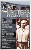 Love Letters from Cell 92 0687010985 Book Cover
