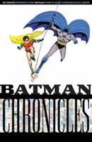 Batman Chronicles: Volume Four 1401214622 Book Cover
