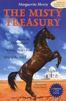 The Misty Treasury (Misty of Chincoteague -- Stormy, Misty's Foal -- King of the Wind) 1416903887 Book Cover