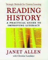 Reading History: A Practical Guide to Improving Literacy 0195165969 Book Cover