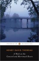 A Week on the Concord and Merrimack Rivers 0486419320 Book Cover