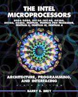 INTEL Microprocessors 8086/8088, 80186/80188, 80286, 80386, 80486, Pentium, Prentium ProProcessor, Pentium II, III, 4 (7th Edition) 0130607142 Book Cover