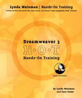 Dreamweaver 3 Hands-On-Training (2nd Edition) 0201702762 Book Cover
