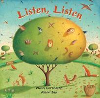 Listen, Listen 1846860849 Book Cover