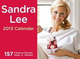 Sandra Lee 2013 Day-to-Day Calendar 1449419771 Book Cover