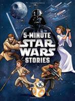 Star Wars: 5-Minute Star Wars Stories 1484728203 Book Cover