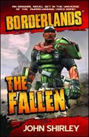 Borderlands: The Fallen 1439198470 Book Cover