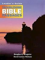 Troublesome Bible Passages: Leader's Guide 068778378X Book Cover