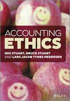 Accounting Ethics 1118542401 Book Cover
