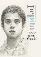 Pepita: Takehiko Inoue Meets Gaudi 1421552744 Book Cover
