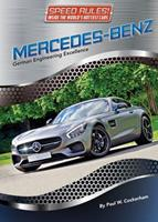 Mercedes-Benz: German Engineering Excellence 1422238342 Book Cover