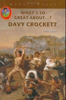 Davy Crockett (Robbie Readers) (Robbie Readers) 1584154764 Book Cover