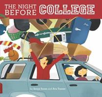 The Night Before College 0448461471 Book Cover