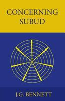 Concerning Subud 1533606021 Book Cover