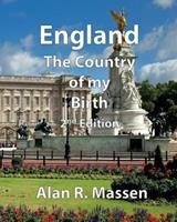 England the Country of My Birth 0993559107 Book Cover
