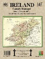 County Donegal Ireland, Genealogy & Family History Notes with coats of arms 0940134802 Book Cover