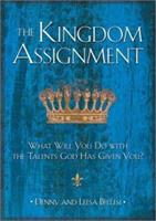 Kingdom Assignment, The 0310243238 Book Cover