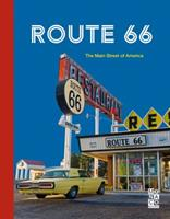 Route 66: The Main Street of America 3955047571 Book Cover