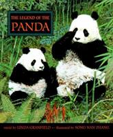 The Legend of the Panda 0887764746 Book Cover