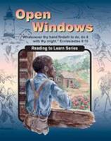 Open Windows: Fifth Grade Reader 0878139486 Book Cover