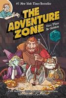 The Adventure Zone: Here There Be Gerblins 1250153700 Book Cover