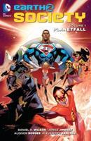 Earth 2: Society Vol. 1: Planetfall 140126123X Book Cover