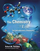 The Chemistry of Life for Introductory Chemistry CD-ROM 0805331093 Book Cover
