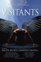 Visitants: Stories of Fallen Angels & Heavenly Hosts 1569758387 Book Cover