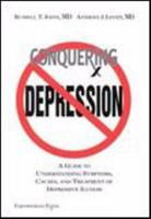 Conquering Depression 0969778171 Book Cover