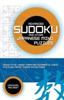 Advanced Sudoku: And Other Japanese Mind Puzzles 1560258535 Book Cover