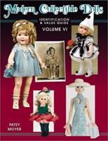 Modern Collectible Dolls: Identification & Value Guide (unstated Volume I) 0891457852 Book Cover