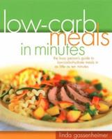 Low-Carb Meals in Minutes 157959512X Book Cover
