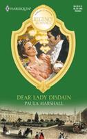 Dear Lady Disdain 0373511159 Book Cover