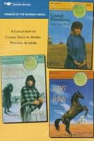 Newbery Medal Box Set: A Gathering of Days; Caddie Woodlawn; King of the Wind 0689718888 Book Cover