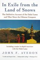 In Exile from the Land of Snows 0394518179 Book Cover