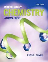 Introductory Chemistry: Atoms First [with MasteringChemistry + eText Access Codes] 0321927117 Book Cover
