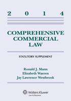 Comprehensive Commercial Law Statutory Supplement 0735563993 Book Cover