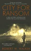City for Ransom 0060739959 Book Cover