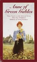 Anne of Green Gables, Anne of Avonlea, Anne's House of Dreams 0517214474 Book Cover