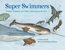 Super Swimmers: Whales, Dolphins, and Other Mammals of the Sea 157091589X Book Cover