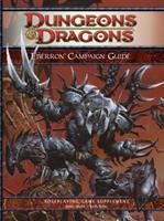 Eberron Campaign Guide: A 4th Edition D&D Supplement 0786950994 Book Cover