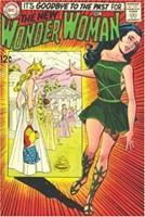 Diana Prince: Wonder Woman - Volume 1 1401216609 Book Cover
