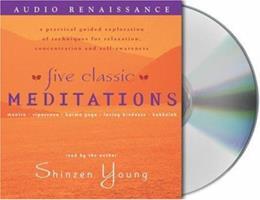 Five Classic Meditations 159397521X Book Cover