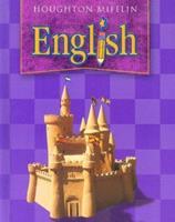 Houghton Mifflin English: Level 3 0618309993 Book Cover