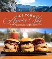Ski Town Apres Ski Book Cover